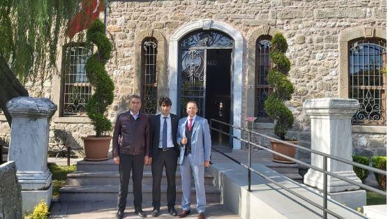 Bartın ve Amasra'da Kurum Ziyaretleri Gerçekleştirdik
