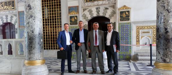 İstanbul Kültür ve Sanat Açısından Özel Bir Öneme Sahiptir.
