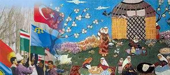 Türk Dünyasının Nevruz Bayramı Kutlu Olsun.