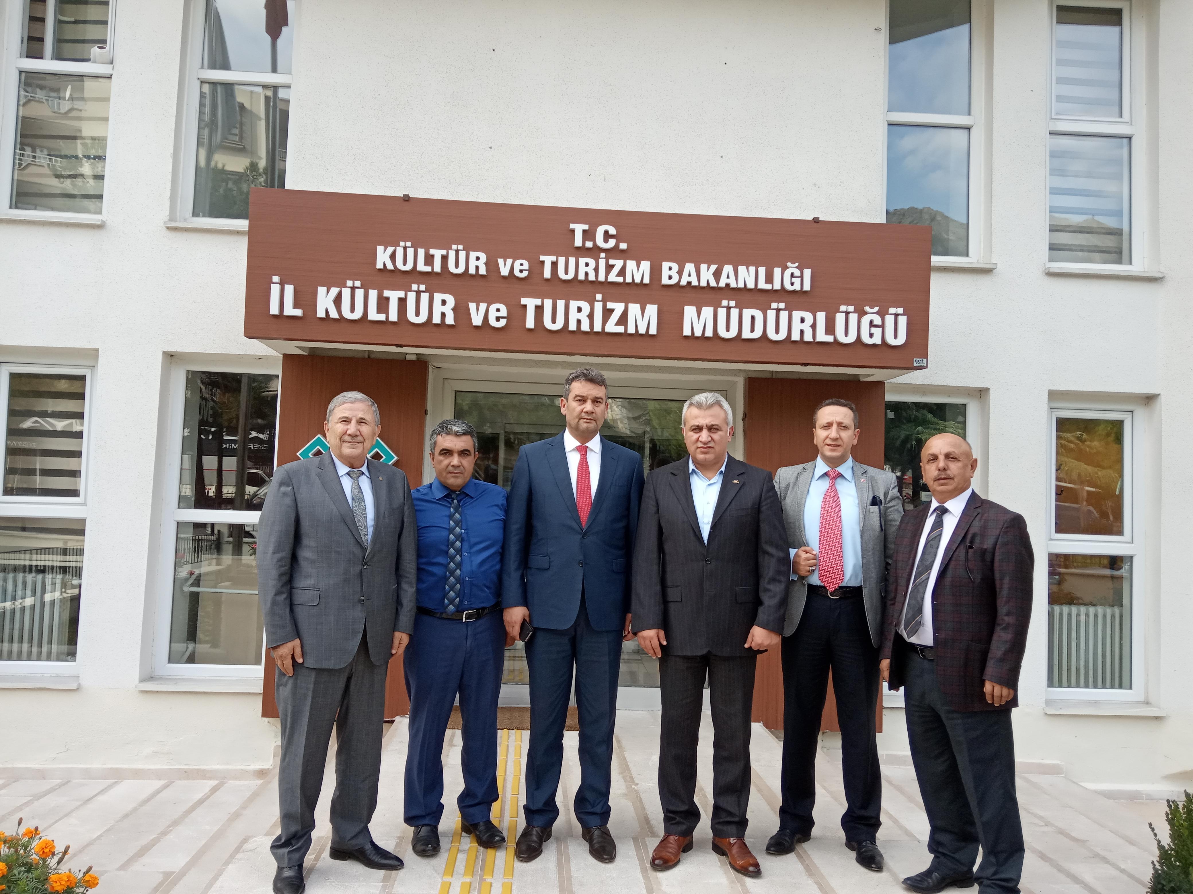 Amasya ve Tokat'ta Teşkilatımızla Buluştuk.