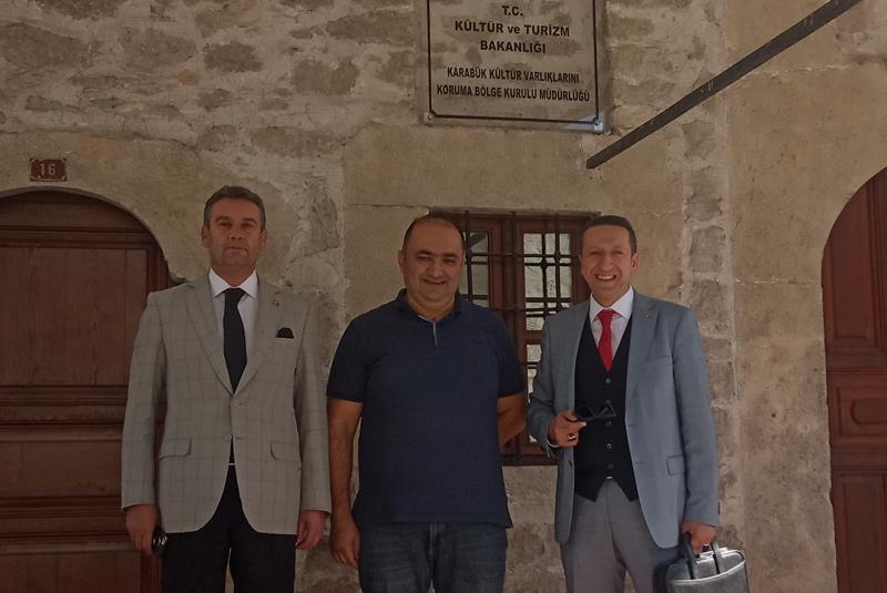 Karabük'te Kurum Ziyaretleri Gerçekleştirdik