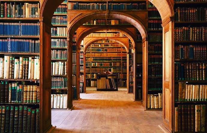56. Kütüphaneler Haftası Kutlu Olsun