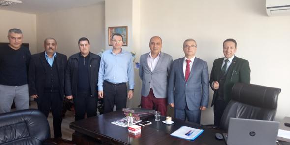 Adana'da Çalışanlarla Buluştuk