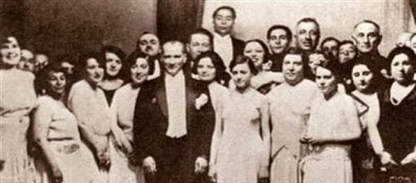Türk Kadınının Seçme ve Seçilme Hakkının 84. Yıldönümü Kutlu Olsun