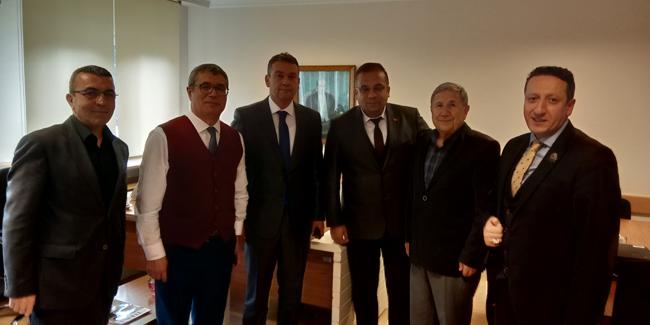 Kültür Varlıkları ve Müzeler Genel Müdürlüğü Ziyaret Edildi