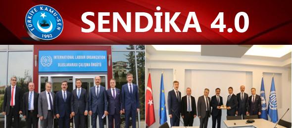 Türkiye Kamu-Sen'den Sendikacılıkta Çığır Açacak Hamle: Sendika 4. 0
