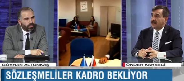 Türkiye Kamu-Sen Genel Başkanı Önder Kahveci Bengü Türk TV'de Gündemi Değerlendirdi