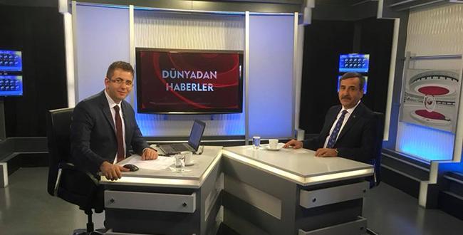 Türkiye Kamu-Sen Genel Başkanımız Kanal B'de Gundemi Değerlendirdi
