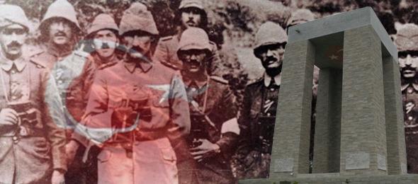 Çanakkale Zaferi'nin 103'nci Yıldönümü'nde Şehitlerimizi Minnetle Anıyoruz