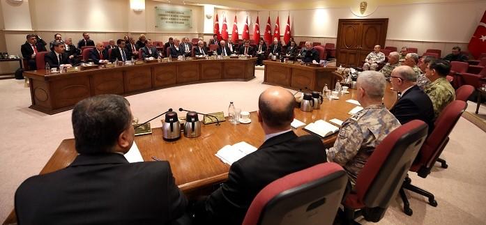 Milli Savunma Bakanı Hulusi Akar Ziyaret Edildi