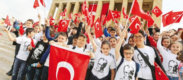 Milli Egemenlik, Adalet ve Eşitliğin Anahtarıdır