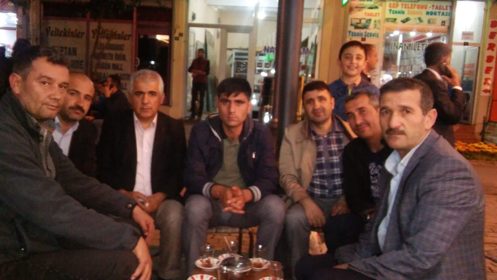 Genel Başkanımız Bitlis Ziyaretinde Kamu Çalışanlarıyla Buluştu