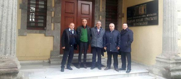 Teşkilat Çalışmalarımız Trabzon İli İle Devam Ediyor