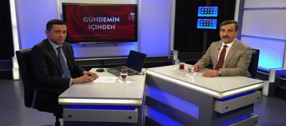 Türkiye Kamu Sen Genel Başkanı Kahveci Kanal B'de Gündemi Değerlendirdi