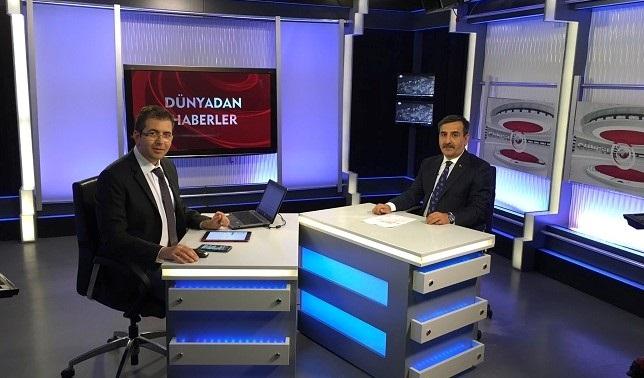 Genel Başkan Önder Kahveci Kanal B'de Gündemi Değerlendirdi
