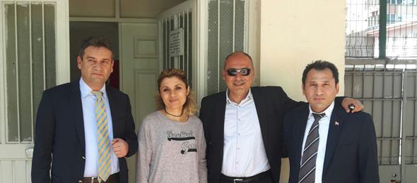 İl Ziyaretlerimiz Adana İli İle Devam Ediyor