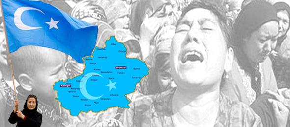 Dünya İnsan Hakları Gününde Doğu Türkistan Unutulmasın