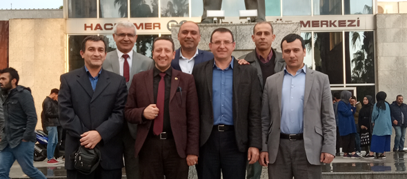 Adana'da Teşkilatımızla Buluştuk.