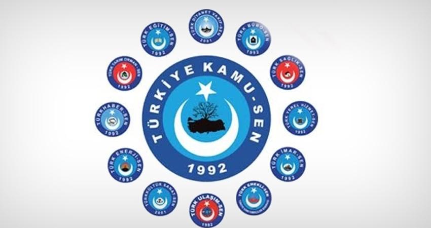 Türkiye Kamu-Sen'den Evde Kal Çağrısı