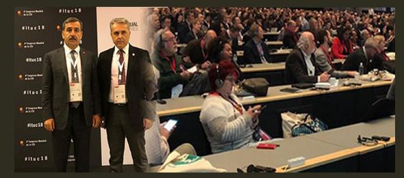 ITUC Genel Kurulu Gerçekleştirildi