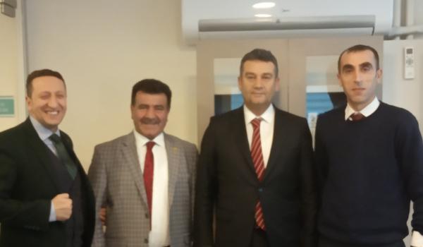 Bursa'da Çalışanlarla Bir Araya Geldik